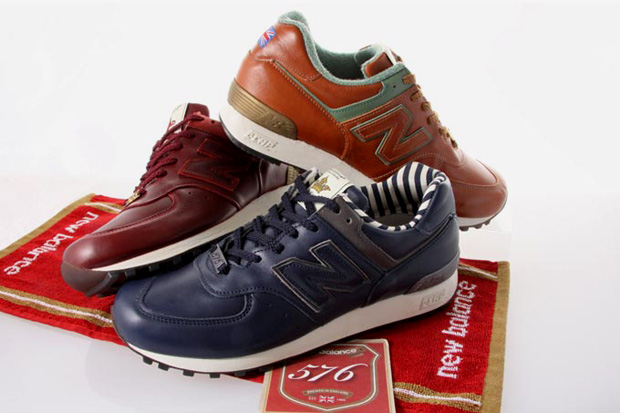 "New Balance 2010 Spring/Summer Collection 576 ""Pub"" Pack"