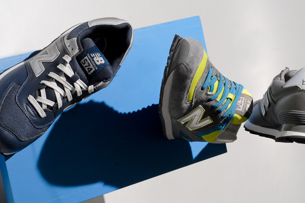 "New Balance 2010 Spring/Summer Collection ML574 ""3M"""
