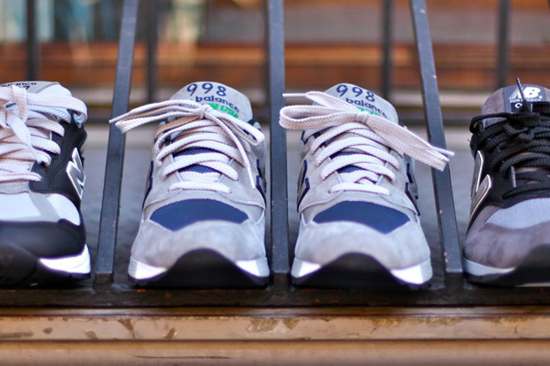 New Balance 2010 Summer New Releases