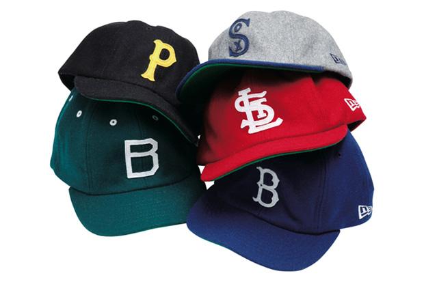 New Era 8-Panel BB Caps