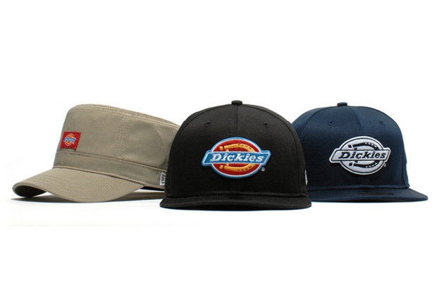 Dickies x New Era 2010 Spring/Summer Collection