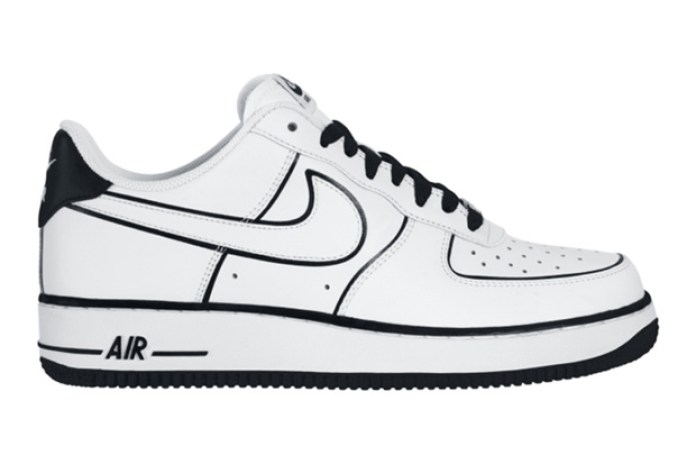 Nike Air Force 1 White/Black