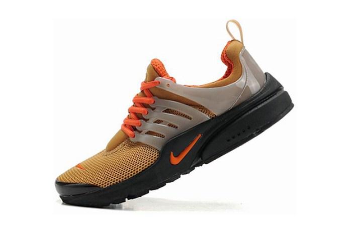 Nike Air Presto Orange/Black