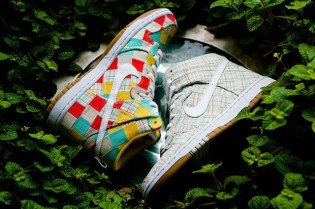 """Nike Dunk High """"Patchwork"""" Pack"""