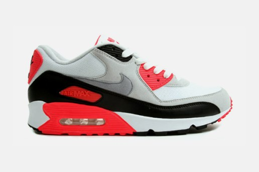 Nike 2010 Fall Air Max 90 Infrared