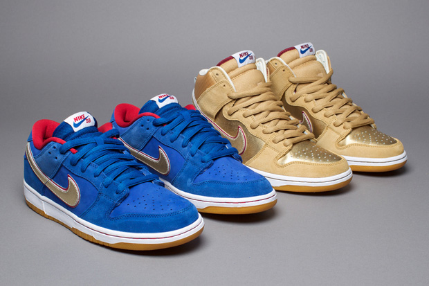 Nike SB 2010 May Releases