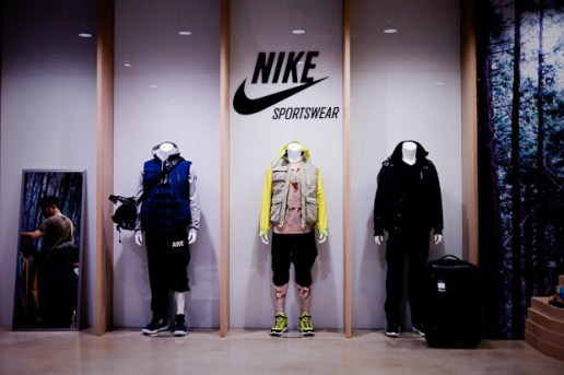 Nike Sportswear 2010 Fall/Holiday Collection Preview