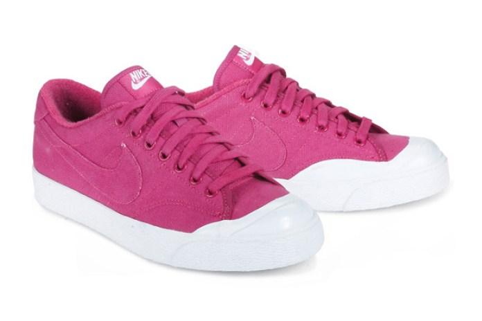 Nike Sportswear All Court Premium Pink/White