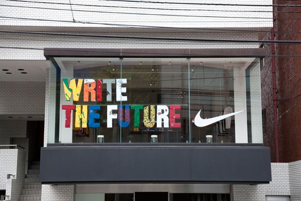 "Nike Sportswear ""Write the Future"" Pop-Up Shop Launch"