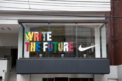 "Nike Sportswear ""Write the Future"" Pop-Up Shop Launch"
