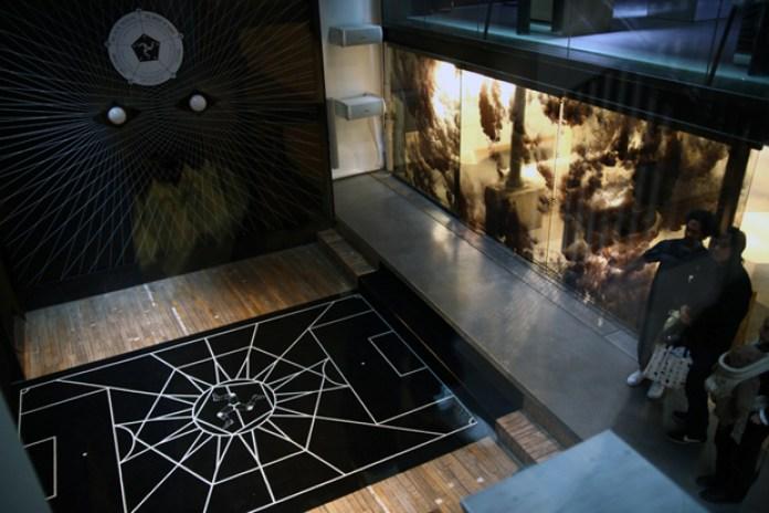 """Nike Stadium Paris """"Black Magic"""" Exhibition"""