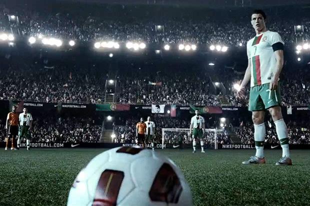 "Nike ""Write the Future"" Short Film"