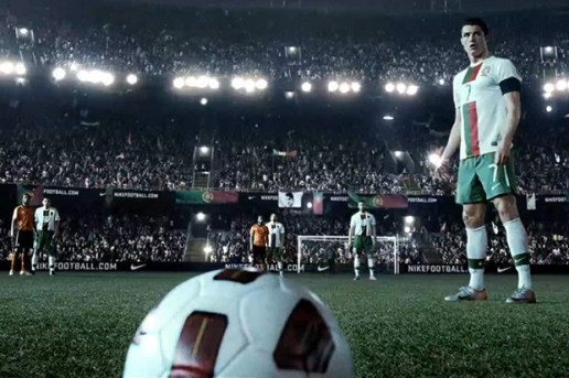 "Nike ""Write the Future"" Short Film"