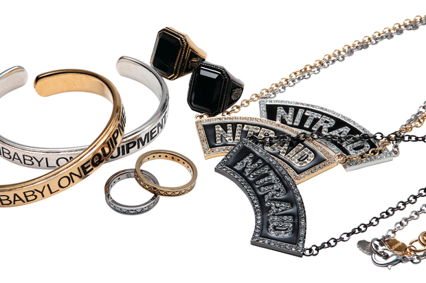 NITRAID 2010 Spring/Summer Jewelry Collection