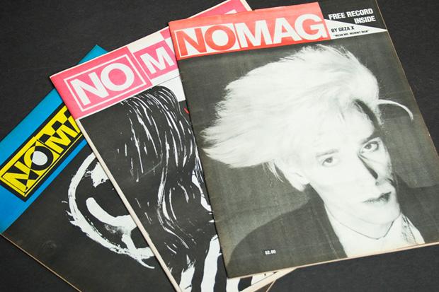 Reserve LA Presents: NOMAG by Bruce Kalberg