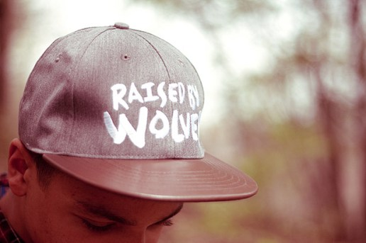 Off The Hook x Raised by Wolves x Quintin Snapbacks