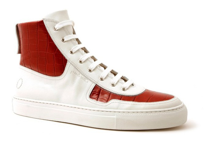 Harvey Nichols x Oliver Sweeney High-Top Sneakers