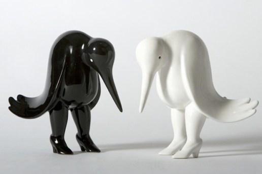 """Parra """"The Not So Happy, Bird"""" Figure"""