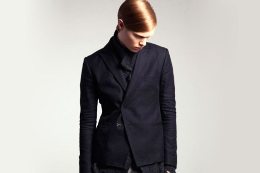 Patrick Stephan 2010 Autumn/Winter Collection Lookbook