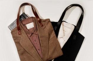 Poketo Suit Tote Bags