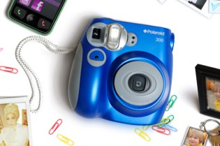Polaroid 300 Instant Camera