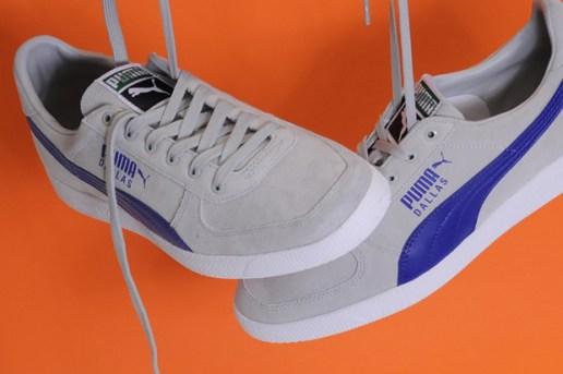 """PUMA Dallas """"Invert"""" Sneakers"""
