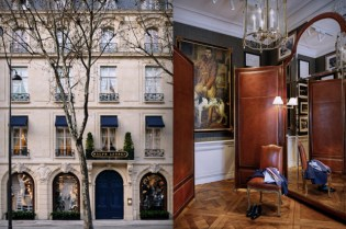 Ralph Lauren Paris Store