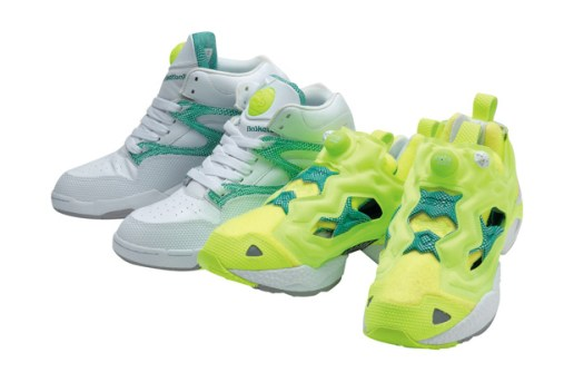 Reebok PUMP 20 Respect Pack Series Three