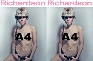 Richardson Magazine Issue A4