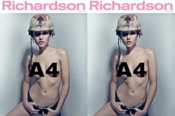 Richardson Magazine Issue A4
