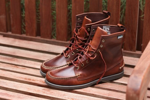 Ronnie Fieg for Sebago LightHouse Boots