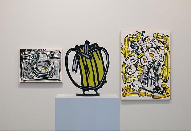 Roy Lichtenstein: Still Lifes Exhibition