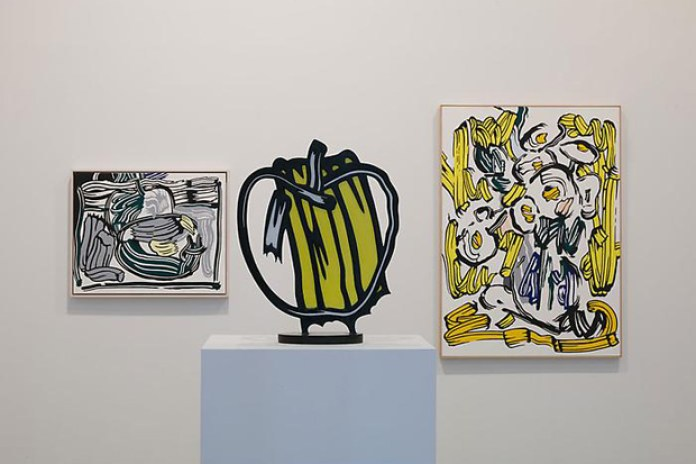 Roy Lichtenstein: Still Lifes Exhibition