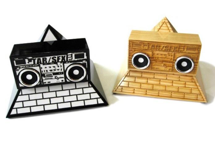 "SASQUATCHfabrix. x TAR ""Pyramid Blaster"" Speaker"