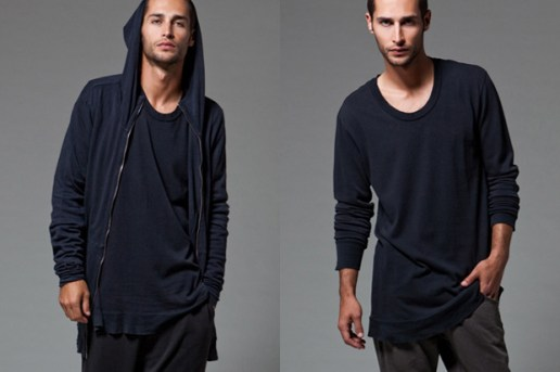 SILENT by Damir Doma 2010 Spring/Summer New Releases