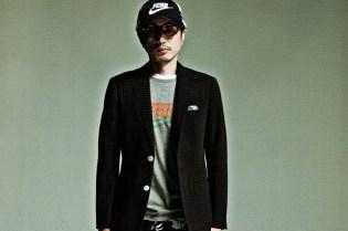 SOPH. Featuring Hirofumi Kiyonaga Photoshoot in SENSE