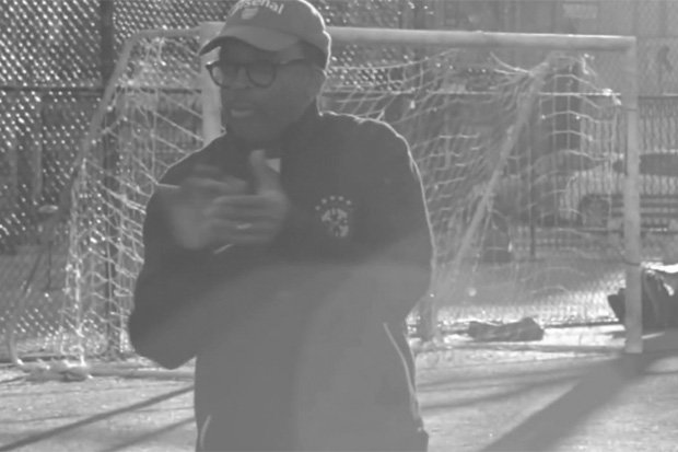"""Nike Stadiums: """"Everything is Practice"""" with Spike Lee"""