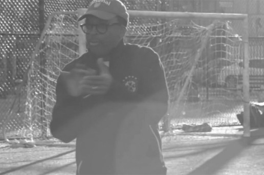 "Nike Stadiums: ""Everything is Practice"" with Spike Lee"