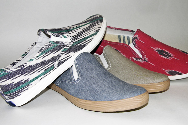 Steven Alan x Keds Footwear Collection