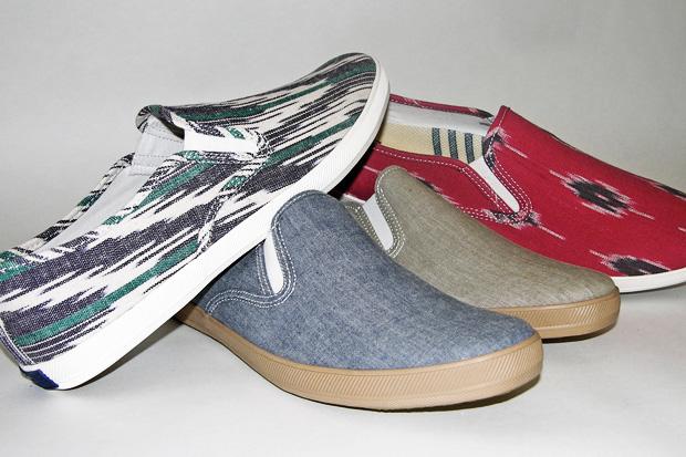 Steven Alan x Keds Footwear Collection
