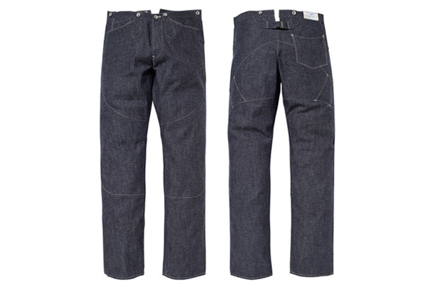 Stevenson Overall Co. J.F.DIGGS-887 Denim