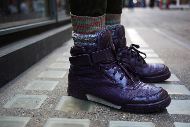 Streetsnaps: Purple