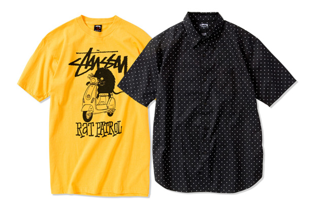 Stussy 2010 Spring/Summer New Releases