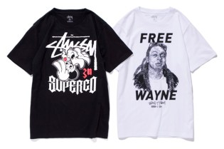Stussy 30th Anniversary XXX T-shirt Collection Group 3