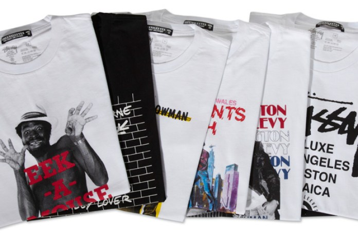 Stussy Deluxe X Greensleeves Collection