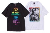 Stussy x TOWER RECORDS Collection