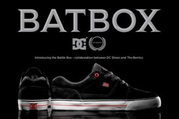 "The Berrics x DC Shoes ""Battle Box"""