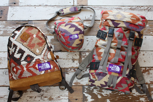 "The North Face Purple Label ""Old Kilim"" Collection Further Look"