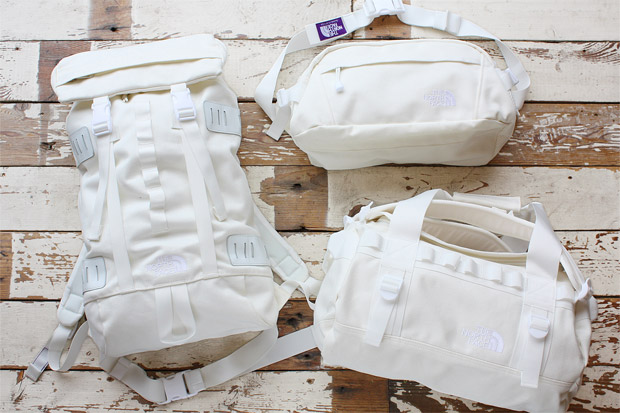 The North Face Purple Label 2010 Spring/Summer Bag Collection