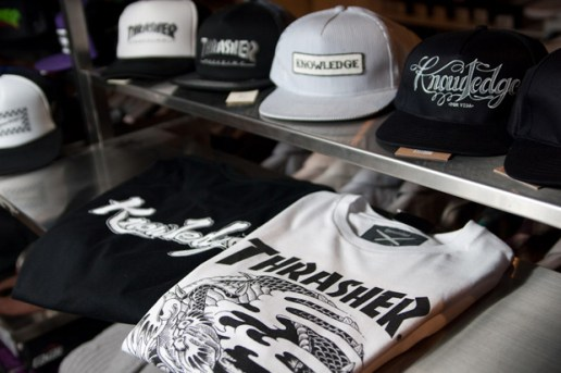 Thrasher x Know1edge 2010 Spring/Summer Collection